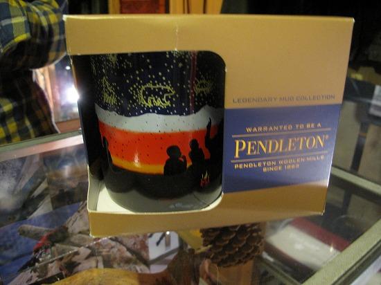 ペンドルトン マグカップ