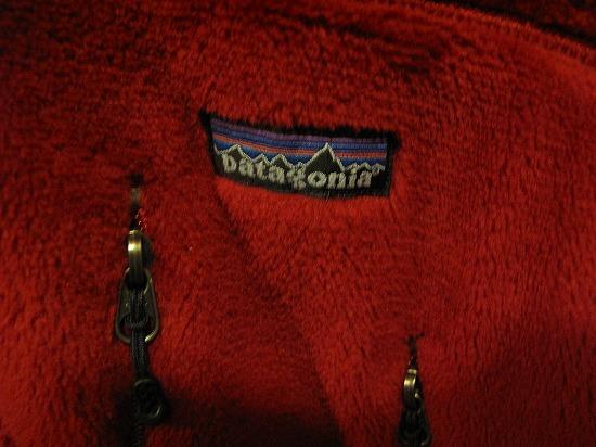 パタゴニア R4ジャケット