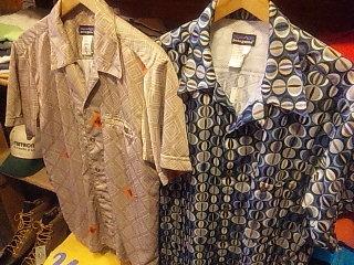 パタゴニア リズム シャツ